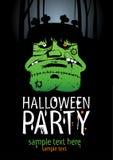 Halloween-Party. Stockbild