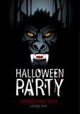 Halloween-Party. Stockbilder