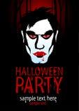 Halloween-Party. Lizenzfreies Stockbild
