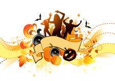 Halloween Party stock illustration