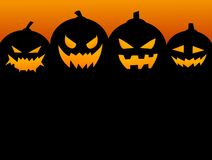 Halloween Party Background Royalty Free Stock Photo