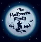 Halloween party background Royalty Free Stock Photography