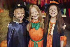 Halloween party Stock Photos