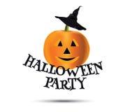 Halloween Party Concept Design Royalty Free Stock Photos