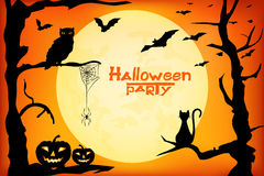 Halloween_party Stock Photo