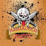 Halloween party005 Stock Photos