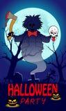 Halloween party7 Stock Photo