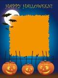 Halloween Party Invitations Stock Photo