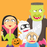 Halloween Party Nights Stock Photography