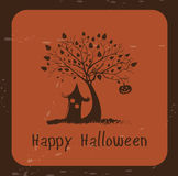 Halloween party Stock Photo
