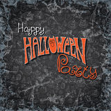 Halloween party pattern background.Doodles sketchy Stock Images