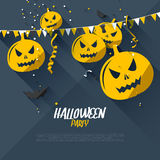 Halloween party Royalty Free Stock Images