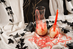 Halloween party punch Stock Images