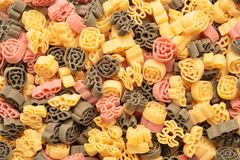 Halloween pasta Royalty Free Stock Photo