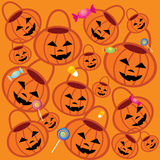 Halloween Pattern Stock Photos