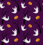 Halloween pattern Royalty Free Stock Photography