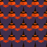 Halloween pattern26 illustration libre de droits