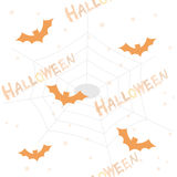 Halloween pattern / background Royalty Free Stock Image