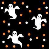 Halloween pattern / background Stock Photo
