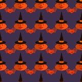 Halloween pattern26 Stock Photo
