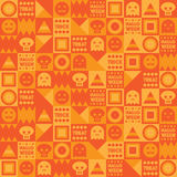 Halloween pattern Royalty Free Stock Photos