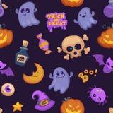 Halloween Pattern Stock Photo