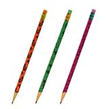 Halloween pencils Stock Photography