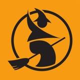 Halloween-pictogram Royalty-vrije Stock Afbeeldingen