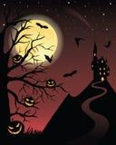 Halloween picture. Stock Photo