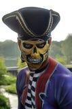 Halloween Pirate. A Pirate on Elf Fantasy Fair Royalty Free Stock Photos