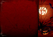 halloween plakata banie Obraz Royalty Free