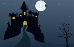 halloween pocztówka Fotografia Stock