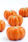 Halloween-pompoensuikergoed Stock Foto's
