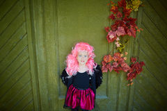 Halloween portrait Stock Photos