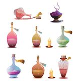 Halloween Potions Royalty Free Stock Image