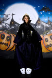 Halloween princess Royalty Free Stock Images
