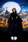 halloween princess Royaltyfria Bilder