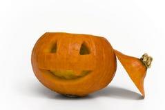 halloween przerażająca bania Zdjęcie Royalty Free