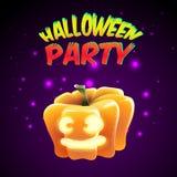 Halloween przyjęcie Obrazy Stock