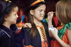 Halloween przyjęcie Zdjęcie Royalty Free
