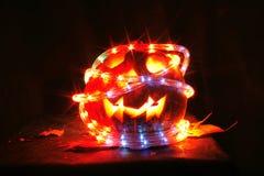 Halloween pumkin Royalty Free Stock Photos