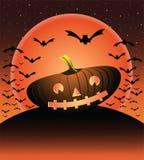 Halloween pumkin Stock Photos