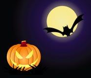 Halloween pumkin Stock Photography