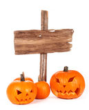 Halloween Pumkins Stock Images