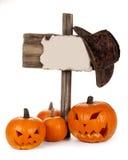 Halloween Pumkins Stock Image