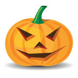 halloween pumpa Royaltyfri Bild