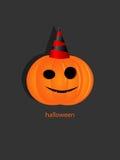 halloween pumpa vektor illustrationer