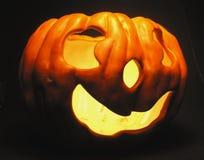 halloween pumpa Fotografering för Bildbyråer