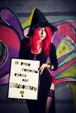 halloween pumpa ready ditt Fotografering för Bildbyråer