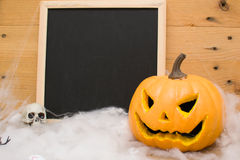 halloween pumpaskallar Royaltyfri Bild